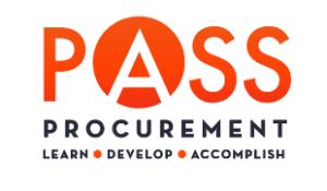 PASS logo orange